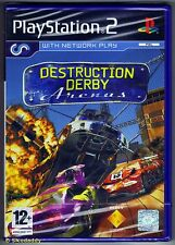 Destruction Derby Arenas (Sony PlayStation 2, 2003)