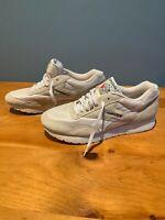 Vintage UNWORN White 80s Reebok Sneakers Men's size US 9, Women's size US 10