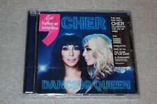 Cher - Dancing Queen CD POLISH STICKERS