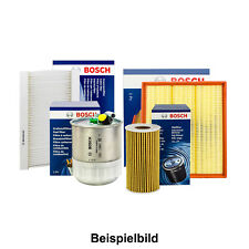 BOSCH FILTER SET KOMPLETT RENAULT KANGOO (KC0/1) 1.4 75PS