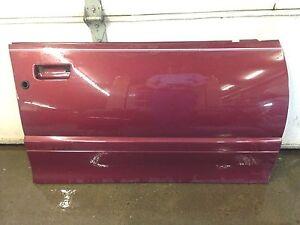 1995 saturn sl1 s-series door skin panel ( passenger front ) 1991-1995