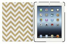 Gold Zig Zag IntelliCase Folio for iPad 2, 3, and 4th Gen by Griffin