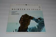 Richter In Italy~Schumann~Papillons~Angel Records 36104~FAST SHIPPING