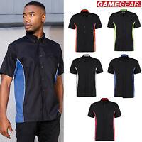 Gamegear Sportsman Cotton Rich Shirt (KK185) - Short Sleeve Shirt