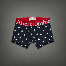 A&F Abercrombie & Fitch Colden Dam Navy Boxer Briefs - Size Small BNWT