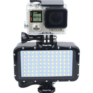 Waterproof Underwater 84 LED Video Light for GOPRO Sport Camera Diving Lamp