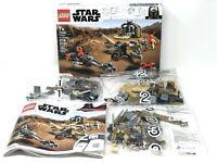 Lego 75299 Star Wars Trouble on Tatooine The Mandalorian NO MINIFIGURES