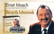 Ernst Mosch Das große Lebenswerk (& seine Orig. Egerländer Musikanten)  [4 CD]