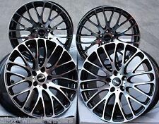 "19"" schwarz M 170 Alufelgen passend für Honda Accord Civic CR-V CRZ HR-V 5X114 Modelle"