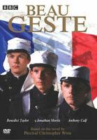 Beau Geste DVD Benedict Taylor 1982 Complete Mini-Series - VERY RARE OOP