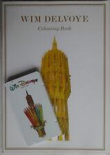 Wim Delvoye - Colouring book - Philip Rylands - Recta publishers - 2009 - Pencil
