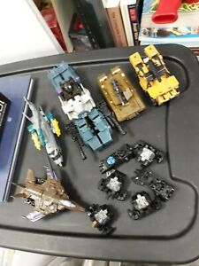 Transformers Combiner Wars BRUTICUS Shockwave Brawl Vortex Onslaught Swindle...