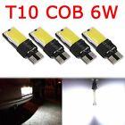 4pcs T10 Canbus Error Free Car Side Wedge Light Lamp Bulbs 6W W5W 194 168 LED