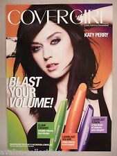 Katy Perry for Cover Girl Makeup PRINT AD - 2014
