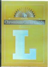 Playboy Chromium Cover Cards Edition 1 Refractor Card # R58