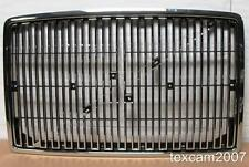 Volvo VNL Grille 1996 - 2002  Aftermarker Chrome Plastic w/ Bug & Mounting Kit!