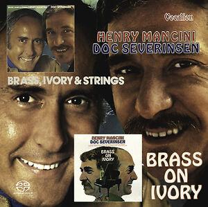 Henry Mancini/Doc Severinsen - Brass, Ivory and Strings & Brass on Ivory 1972-73