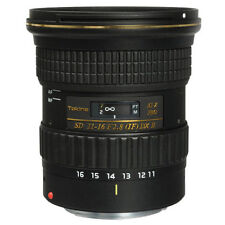 Tokina AT-X PRO 11-16mm F/2.8 DX II Lens
