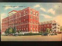 Vintage Postcard>1930-1945>Paterson General Hospital> Paterson>New Jersey