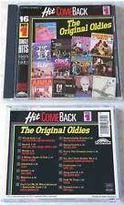 HIT COMEBACK Oldies 1 / 1965-1981 - ABBA (On Cover), Bee Gees .. Polyphon CD TOP