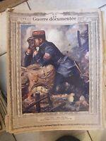 La guerre Documentée 1914 1918 N°35 WWI Lucien Jonas