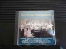 The Great Entertainers CD 1092 The Andrew Sisters  Frank Sinatra Fred Astaire