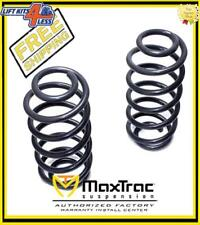 """2"""" Front Lowering Coils for 2007-2014 Chevy Silverado 1500 Ext Cab 2WD/4WD"""
