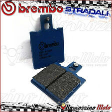 PLAQUETTES FREIN AVANT BREMBO BLUE CARBON CERAMIC 07BB0106 LAVERDA LZ 125 1985-