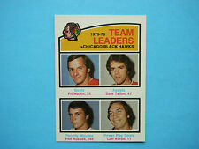 1976/77 O-PEE-CHEE HOCKEY CARD #382 PHIL RUSSELL PIT MARTIN DALE TALLON EXNM OPC