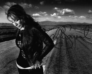 KATEY SEGAL GEMMA SONS OF ANARCHY AUTOGRAPHED 10X8 SIGNED REPRO PHOTO PRINT