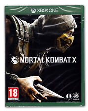 Mortal Kombat X - uncut - XBox One Spiel | Fighting | Deutsch | NEU