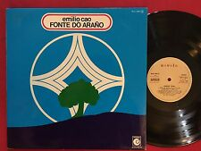 EMILIO CAO ~ FONTE DO ARANO (1977) RARE LATIN FOLK LP ~ NOVOLA SPAIN PRESS NM