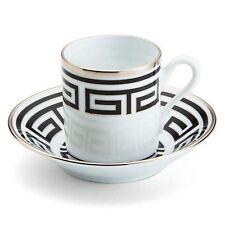 Richard Ginori - Labirinto Nero - 12 Tazza Caffè con Piatto - Rivenditore