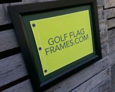 16x20 Black Flag Frame Moulding Blk-003 Holds 13x17 Masters Flag Flag Not Inc