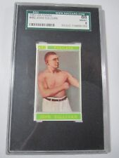 1967-68 PANINI #482 JOHN SULLIVAN SGC GRADED NM-MT 88 PUGILATO