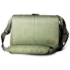 MATIN D-SLR RF Mirrorless Camera Sling Shoulder Canvas Bag Case Balade-400 Green