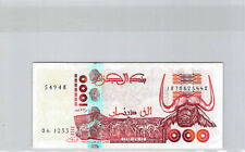 Algerie 1000 Dinars 1998 n° 1878625448 Pick 142b
