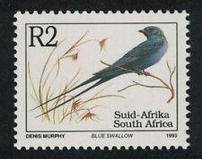 South Africa Birds Blue Swallow 1997 ** MNH SG#818c