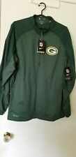 Green Bay Packers Windbreaker - Medium New/w Tags