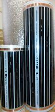 Riscaldamento Elettrico Infrarosso Pavimento - 25cm (25cm x 30cm), 65W/m, 220V