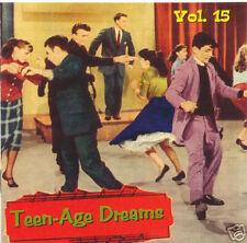 V.A. - TEEN-AGE DREAMS Vol.15 Popcorn & Teenage CD