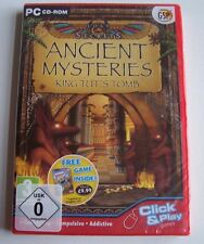 Ancient Mysteries-King tut's tomb-xp/vista/7
