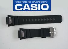 CASIO Original Rubber WATCH BAND STRAP BLACK GS-1010 GS-1100 GS-1001 GS-1000J