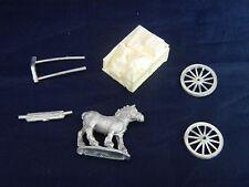 SGTS MESS HD6 1/72 Diecast Cart & Horse