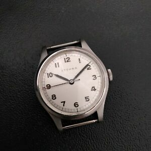 Vintage Eterna - 852s caliber - for parts or repairs