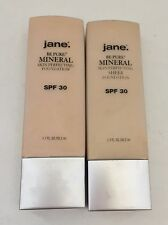 Lot of 2: JANE Be Pure Mineral Skin Perfecting Sheer Foundation in 503 Natural