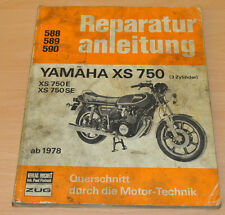 yamaha xs 750 in Bücher | eBay