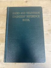 More details for radio and television engineers reference book jp hawker tv servicing - bb2