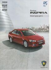 Proton Inspira (made in Malaysia) _2010 Prospekt / Brochure