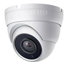 Analog CCTV 1080P 2MP Security Outdoor Dome Camera 3.6mm Night Owl Compatible